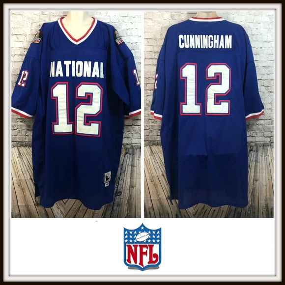 new style 01d6b 229b5 Throwback Mitchell & Ness Jersey #21 Cunningham